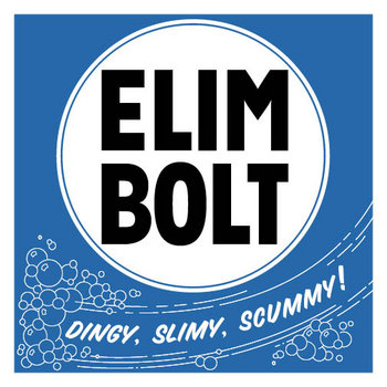 Dingy, Slimy, Scummy! cover art