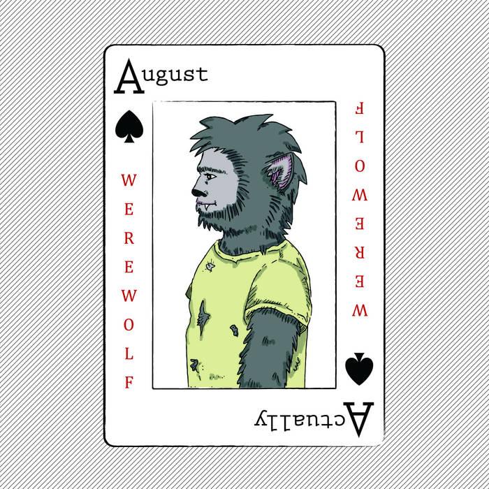 Werewolf/Vampire cover art