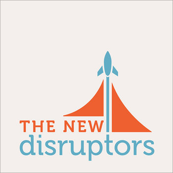 The New Disruptors cover art