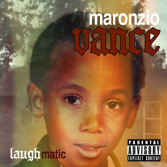 Laughmatic cover art