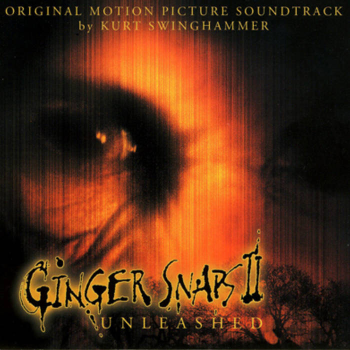 Ginger Snaps 2 Unleashed Original Motion Picture Soundtrack cover art