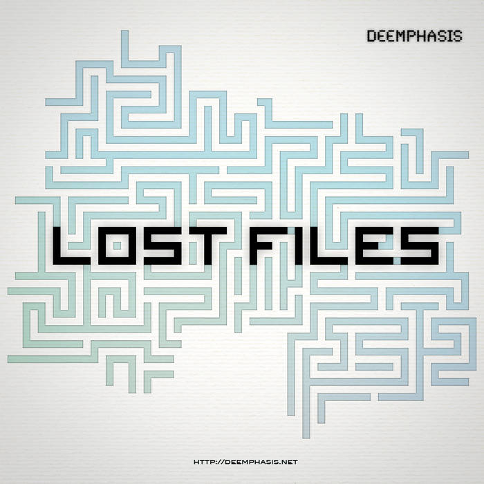 Lost Files cover art