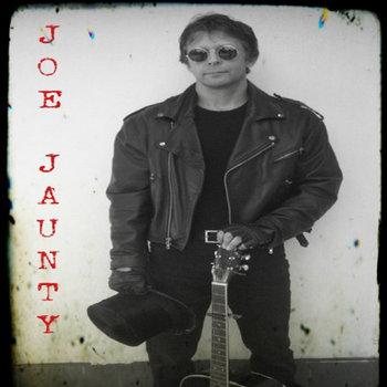 JOE JAUNTY (EP) ©2010 cover art