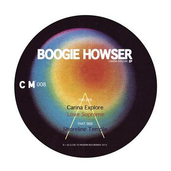 'Carina Explore' EP cover art