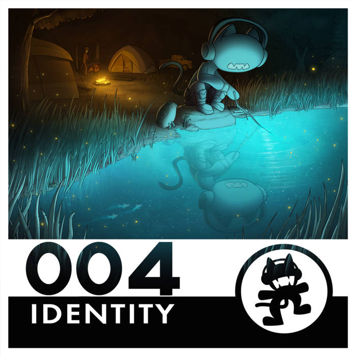 Monstercat 004 - Identity cover art