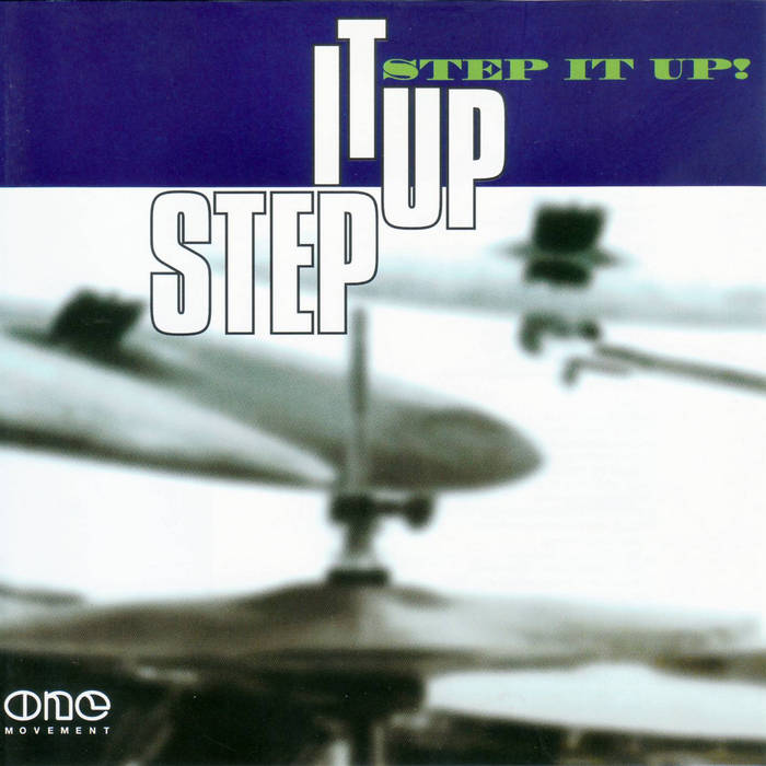 Step It Up! cover art