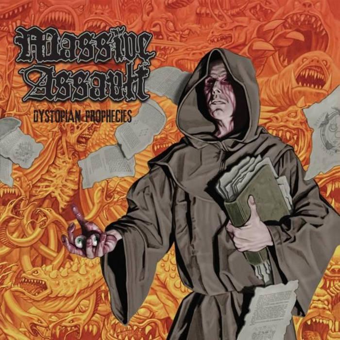 Dystopian Prophecies cover art