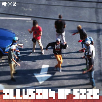 Illusion Of Size - Single cover art
