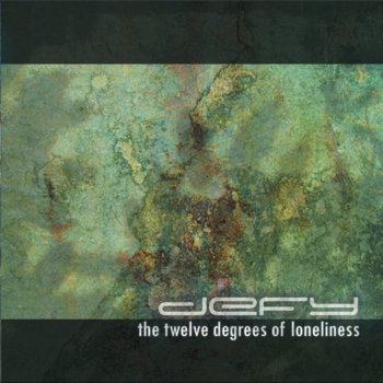 The Twelve Degrees Of Loneliness (LP) cover art