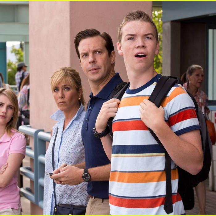 Easily ! Watch We Are the Millers Online !! Fully !! Here cover art