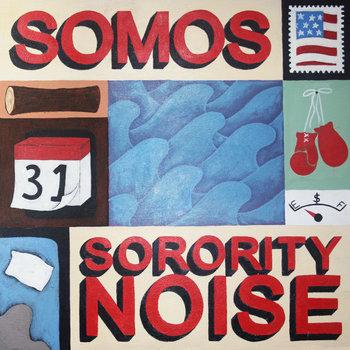 Split with Sorority Noise cover art