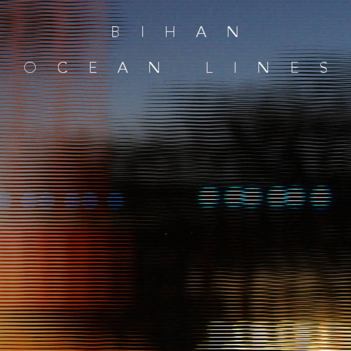 Ocean Lines EP cover art