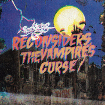 Reconsiders The Vampire's Curse cover art