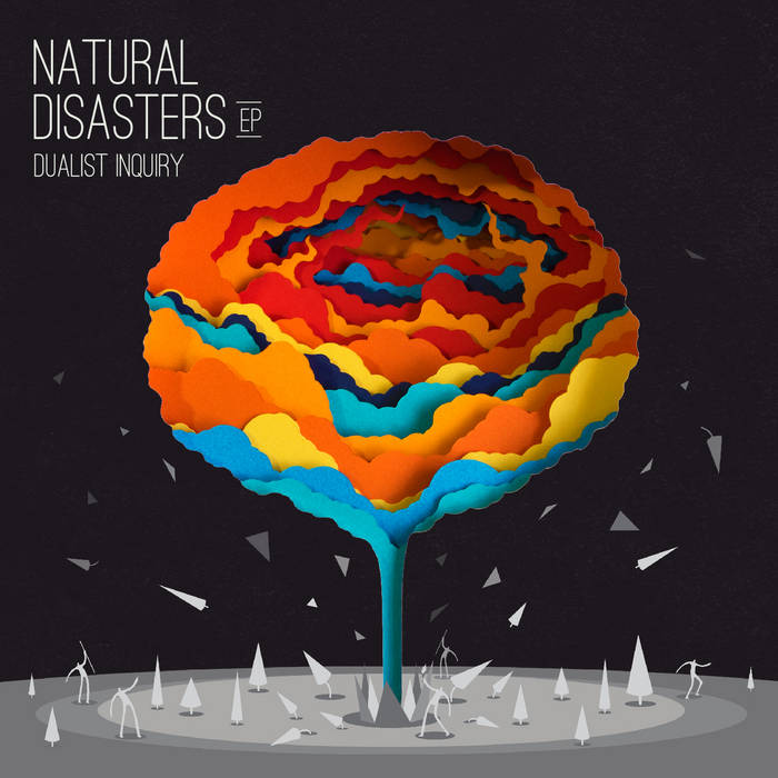 Natural Disasters EP cover art