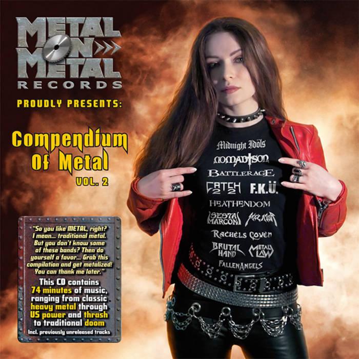 """VV.AA. """"Compendium Of Metal Vol. 2"""" cover art"""