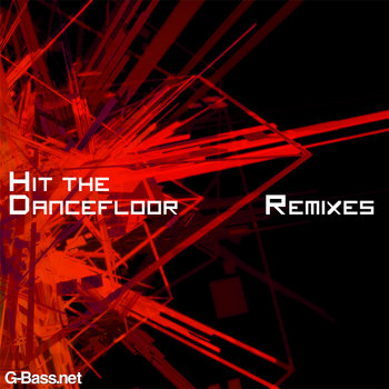 Hit the Dancefloor Remixes cover art