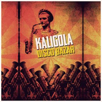 Kaligola EP cover art