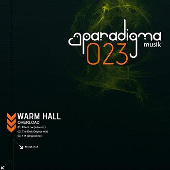 Overload EP - Paradigma 023 cover art