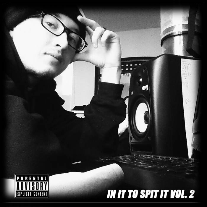 In It To Spit It Vol. 2 cover art