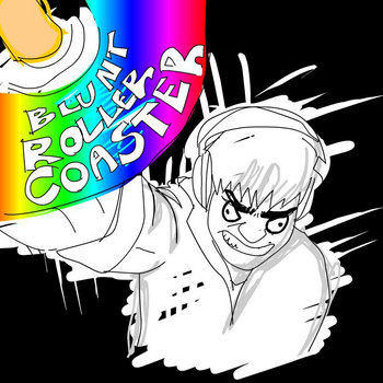 Blunt Roller Coaster cover art