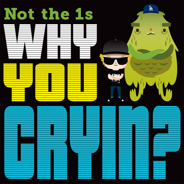 Why You Cryin? cover art