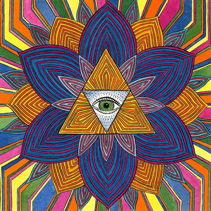Fluorescent Triangle cover art