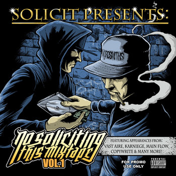 Solicit Presents: No Soliciting This Mixtape Vol. 1 cover art