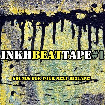 INKHBEATS BEAT TAPE VOLUME #1 cover art