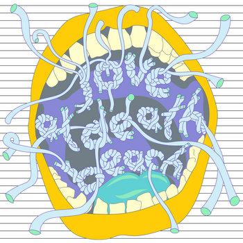 Love at Death Beach EP cover art