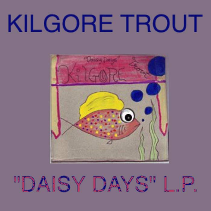 Daisy Days cover art