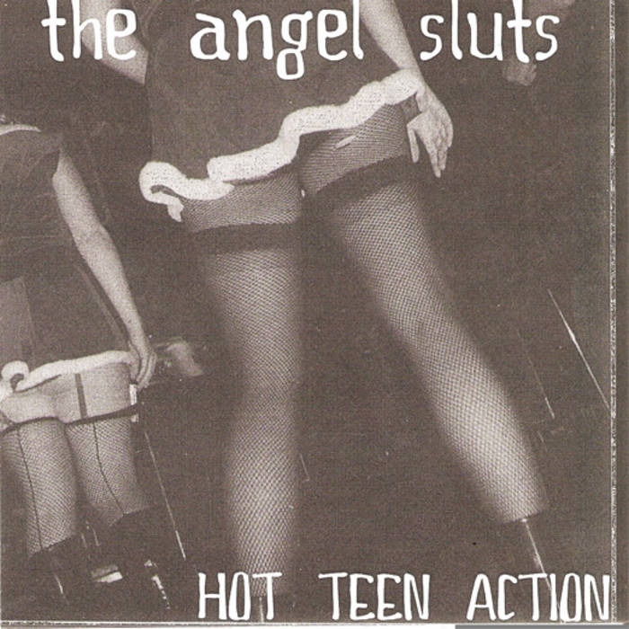 Hot Teen Action cover art