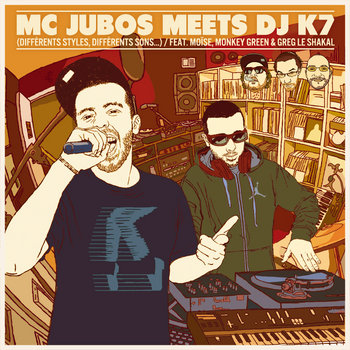 MC JubOs meets Dj k7 cover art