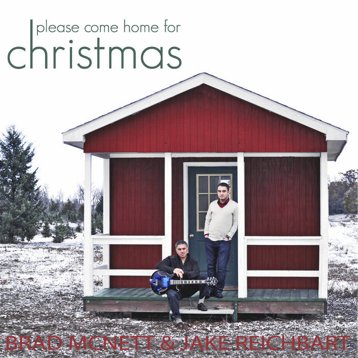 Please Come Home For Christmas cover art