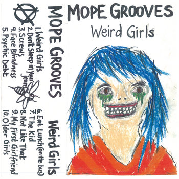 Weird Girls cover art
