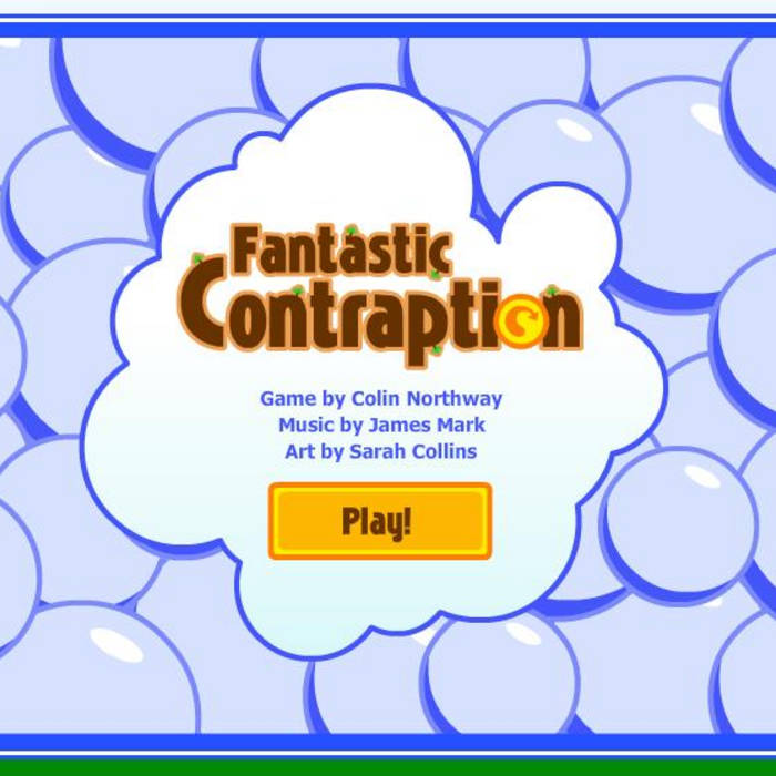 Music from Fantastic Contraption cover art