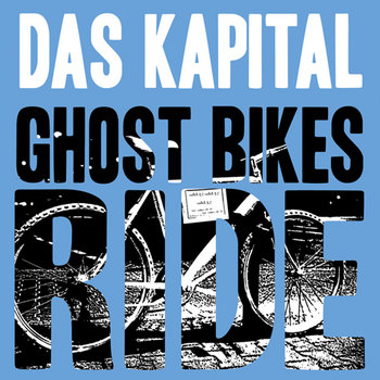 Ghost Bikes Ride cover art