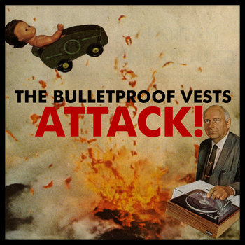 Attack! cover art