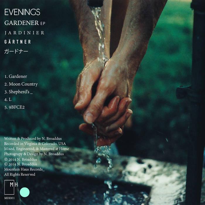 Gardener EP cover art