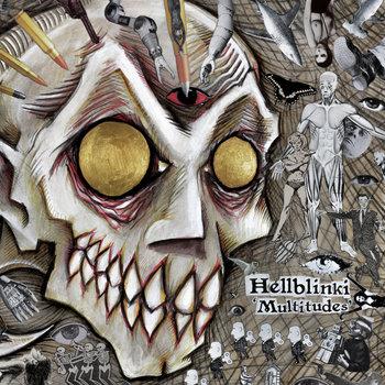 Multitudes cover art