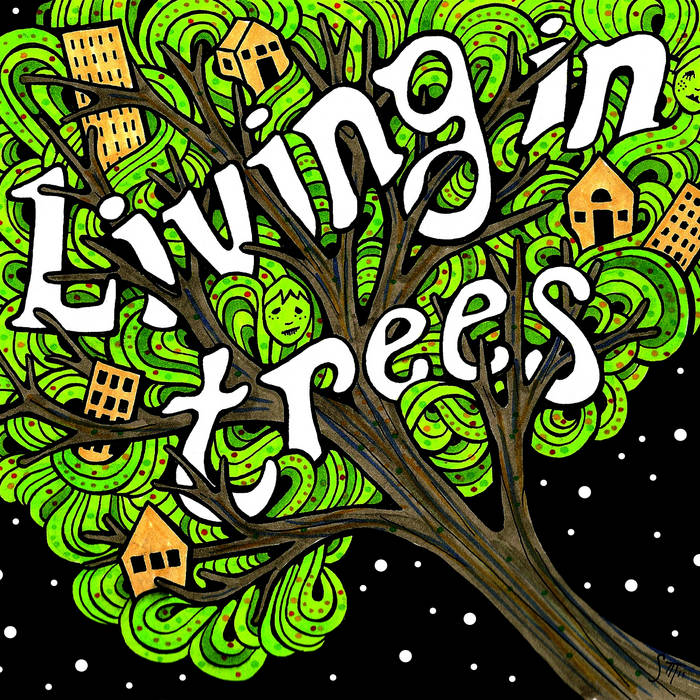 Living in Trees EP cover art