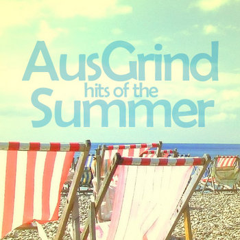 AusGrind hits of the Summer cover art