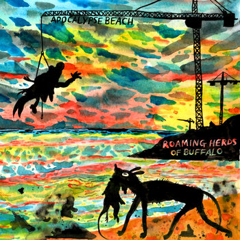 Apocalypse Beach cover art