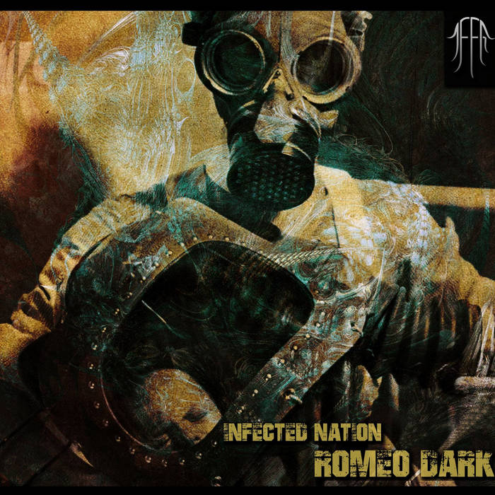 Romeodark - Infected Nation cover art