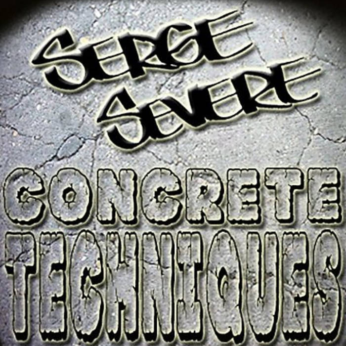 Concrete Techniques cover art