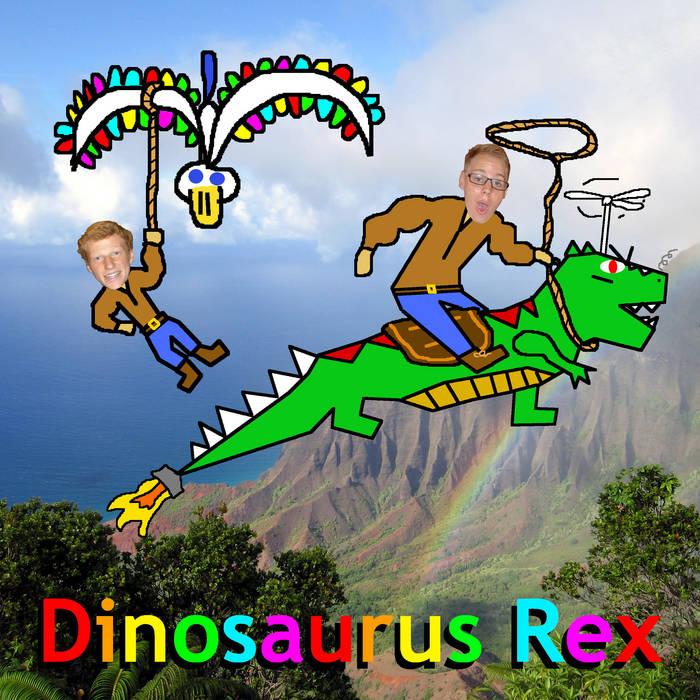 Dinosaurus Rex cover art