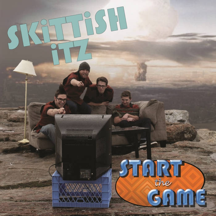 START THE GAME cover art