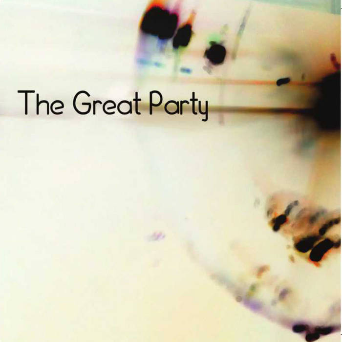 The Great Party EP cover art