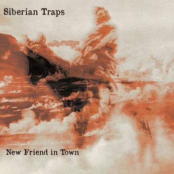 New Friend in Town (live in studio) cover art