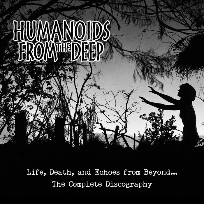 Life, Death, and Echoes from Beyond: The Complete Discography cover art