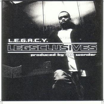 Legsclusives cover art